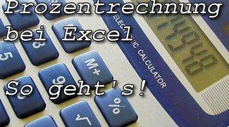 Excel-Prozentrechnung - mit Beispielen