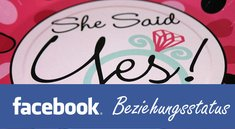 Den Facebook-Beziehungsstatus ändern - leichter als im richtigen Leben