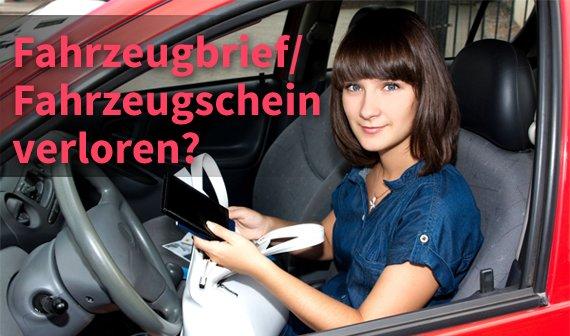 Fahrzeugschein oder Fahrzeugbrief verloren? Das könnt ihr tun!