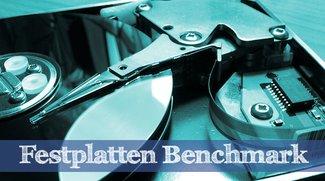 Festplatten Benchmark: Tools zum Testen der HDD testen