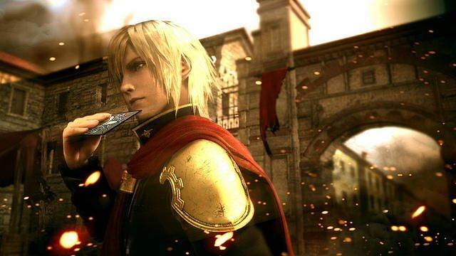 Final Fantasy Type-o: Das erste Bild des PSP-Ports wurde im PlayStation-Blog veröffentlicht