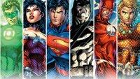 Justice League, Wonder Woman & mehr: DCs Filmplan der nächsten Jahre