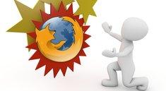 Firefox zurücksetzen - Die Einstellungsuhr zurückdrehen