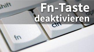 Fn-Taste: So deaktiviert oder verwendet ihr die Laptop-Taste