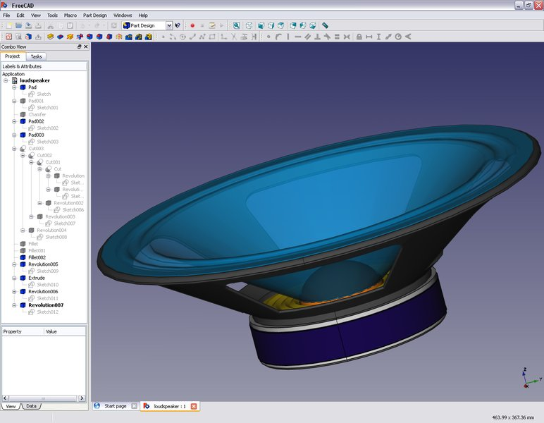 freecad-screenshot-3