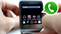 Galaxy Gear: WhatsApp-Nachrichten anzeigen lassen