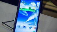 Samsung Galaxy Note 4: Benchmark enthüllt Spezifikationen