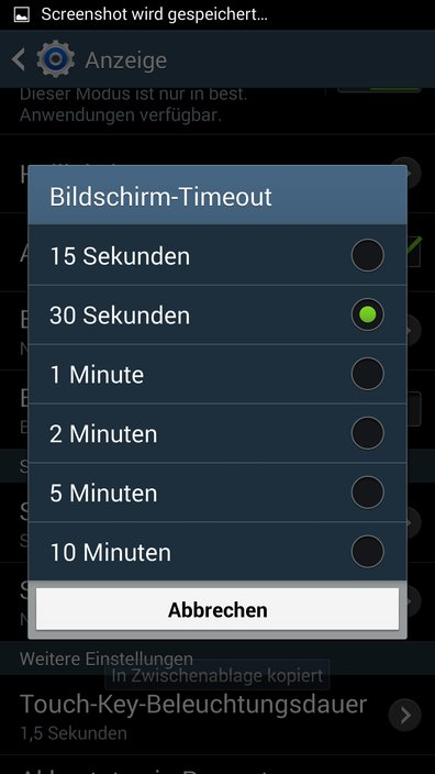 galaxy-s4-bildschirm-timeout