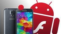 Samsung Galaxy S5: Flash Player ohne Ads installieren - So geht's