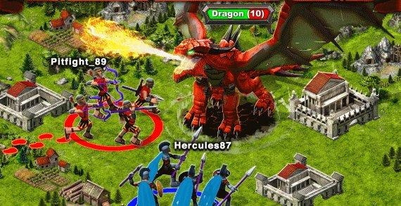 Game Of War Fire Age: Tipps, Tricks und Cheats für Android und iOS