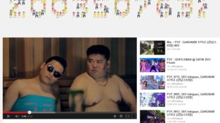 Gangnam Style: Über zwei Milliarden Views (& Easter Egg)