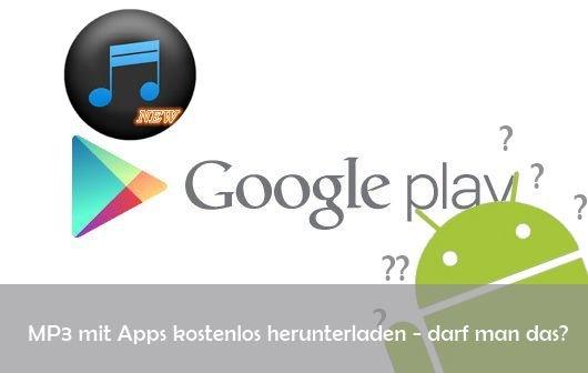 Simple MP3 Downloader – MP3 kostenlos auf Android laden: Ist das legal?
