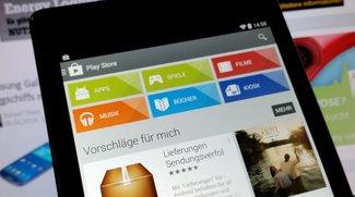 Google Play Store-App: Kleines Update auf 4.8.22 behebt Fehler [APK-Download]