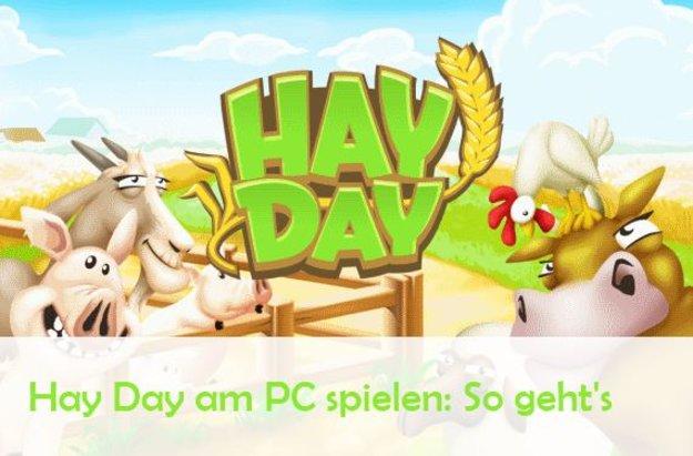 Hay Day Auf Pc