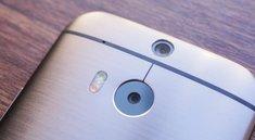 HTC One M8 in Schwarz zeigt sich auf erstem Foto