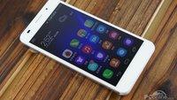 Huawei Honor 6: Neues 5-Zoll-Topmodell mit Kirin 920-SoC offiziell vorgestellt