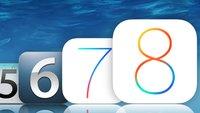 iOS im Wandel der Zeit [Video des Tages]