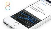 iPhone: Tastatur ändern und neues Keyboard installieren