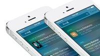 iOS 8: Erste Hands-On-Videos