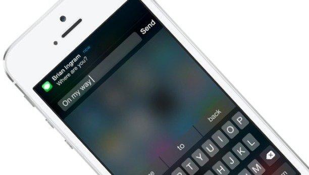 iOS 8: Interaktive Benachrichtigungen auf iPhone und iPad