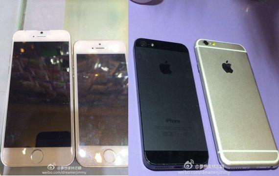 iPhone 6: Neue Bilder von Vor- und Rückseite aufgetaucht