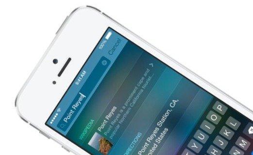 Spotlight in iOS 8: Das ist die neue Suche auf dem iPhone