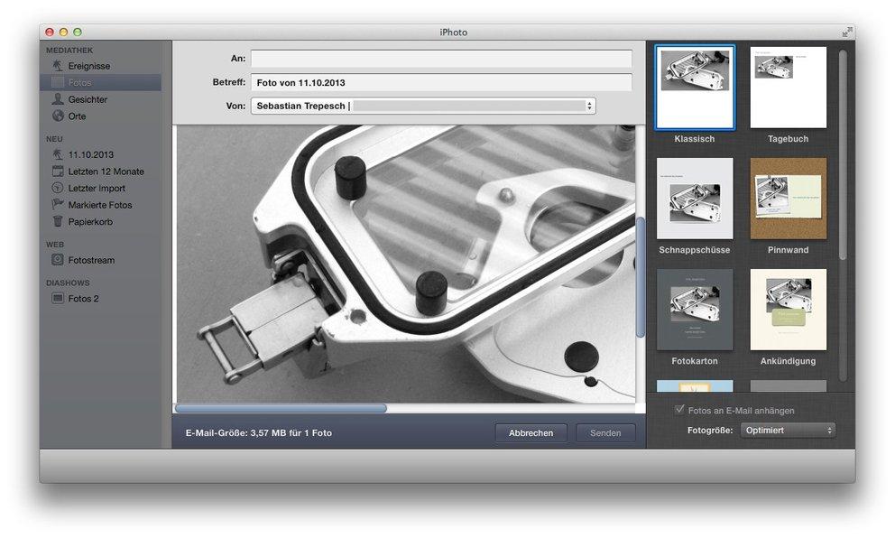 iPhoto-Bilder-exportieren-Mail