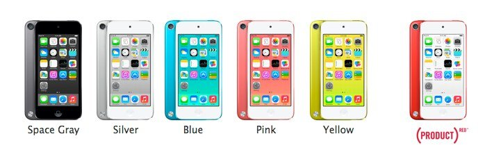 iPod-touch-2014-Farben