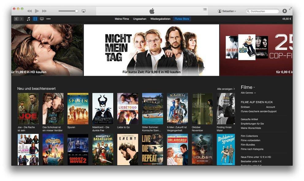 iTunes-Store-Filme