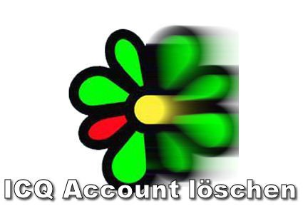 ICQ Account löschen: Lokal und im Internet