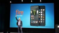 Amazon Fire Phone: Einkaufen mit perfekter Blickrichtung (Kommentar)