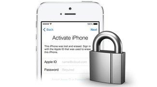Aktivierungssperre in iOS 7: Nachweislich weniger iPhone-Diebstähle