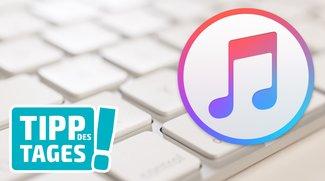Shortcuts für iTunes: Die wichtigsten Tastenkombinationen