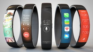 iWatch: Flexibles Display, NFC-Chip und drahtloses Aufladen