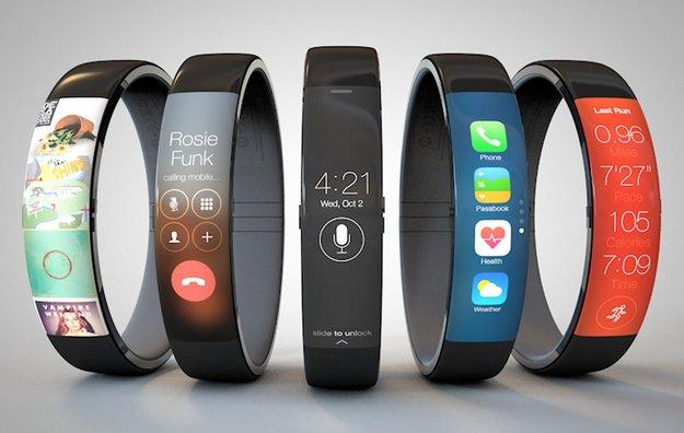 iWatch: Mehr als 10 Fitness-Sensoren, mehrere Modelle