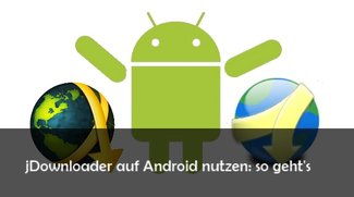 jDownloader für Android: jDownloader RC