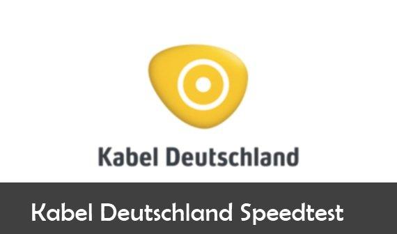 kabel deutschland speedtest wie schnell ist mein dsl giga. Black Bedroom Furniture Sets. Home Design Ideas