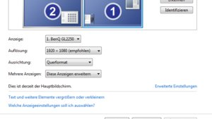 Windows: Zweiten Monitor anschließen & einrichten – so geht's