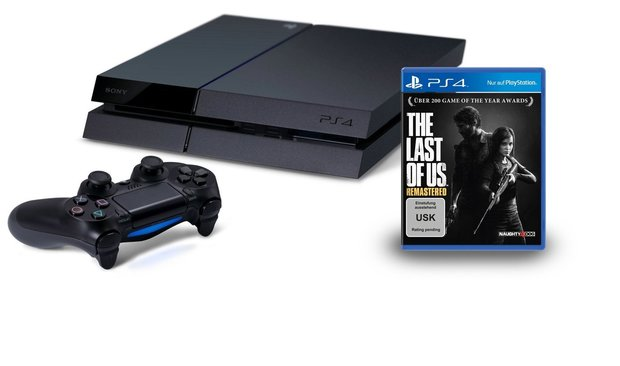 The Last of Us PS4 Bundle: Nun auch in Deutschland vorbestellbar