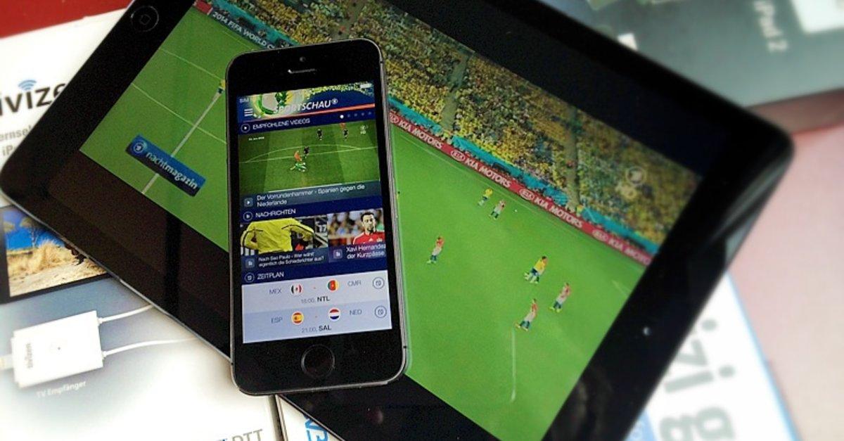 fußball livestream ipad