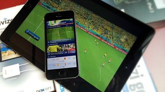 WM 2014: Livestream auf iPhone & iPad legal sehen