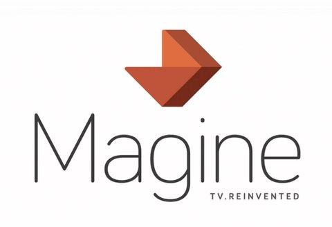 Dies ist das alte Magine-Logo. Sieht irgendwie besser aus, oder was meint ihr?