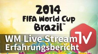 Magine TV: WM 2014-Livestream mit geringer Zeitverzögerung + HD