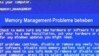 Memory Management Problem: Windows Bluescreen