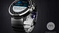 Moto 360: Minuum Keyboard für Android Wear-Smartwatch angekündigt