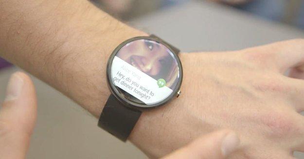 Moto 360: Kreisrunde Smartwatch könnte am 5.September in den Handel kommen