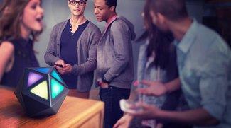Moto Stream: Bunter Bluetooth-Musik-Würfel günstig in Deutschland erhältlich