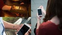 Digitales Tattoo: Smartphone entsperren mittels temporärer Tätowierung