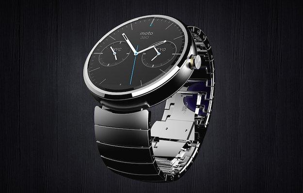 Motorola Moto 360: Händler listet Smartwatch kurzzeitig mit Preis und Vorbestelloption