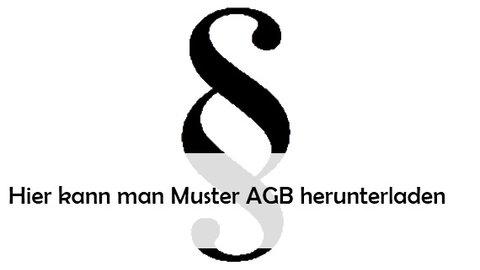 Agb Muster Kostenlos Herunterladen